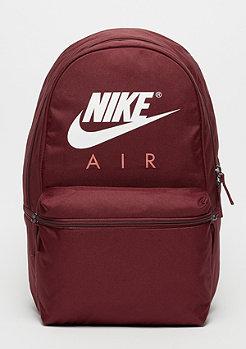 NIKE Air BKPK team red/rush coral/white