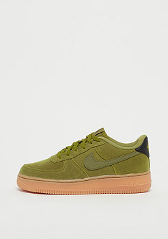 NIKE Air Force 1 LV8 (GS) camper green/camper green/gum med brown