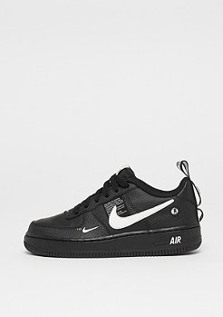NIKE Air Force 1LV8 Utility (GS) black/wihte/tour yellow