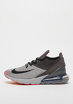 NIKE Air Max 270 Flyknit atmospehre grey/hyper punch/thunder grey