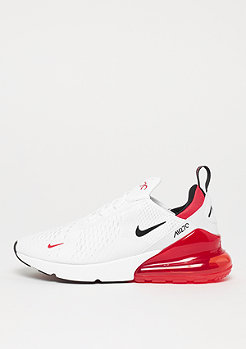NIKE Air Max 270 white/black-university red