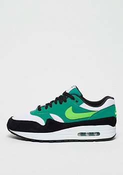 NIKE Air Max 1 white/green strike/neptune grren/black
