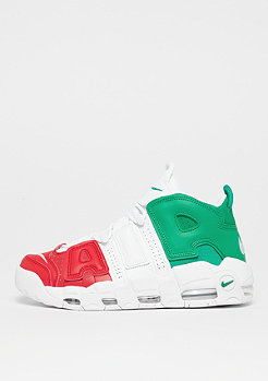 NIKE AIR MORE UPTEMPO '96 ITALY university red/white/lucid green