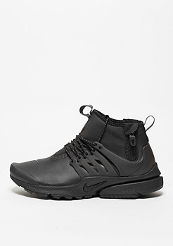 NIKE Laufschuh Air Presto Utility Mid-Top black/black/volt/dark grey