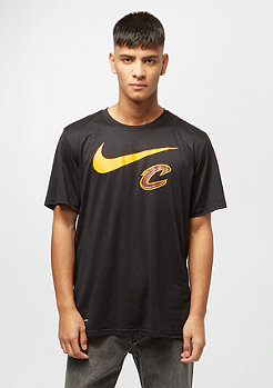 NIKE Basketball NBA Cleveland Cavaliers Dry black
