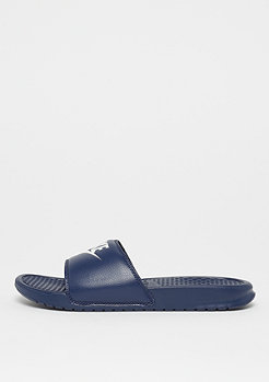 NIKE Benassi Just Do It midnight navy/windchill