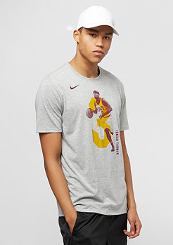 NIKE NBA Cleveland Cavaliers Isaiah Thomas grey heather