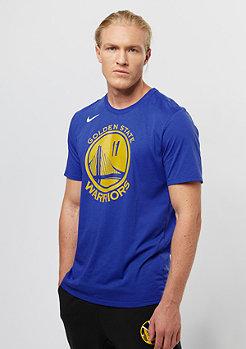 NIKE Basketball T-Shirt NBA Golden State Warriors Thompson
