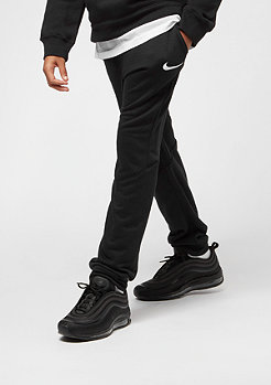 NIKE Kids Dry Taper Fleece black/white