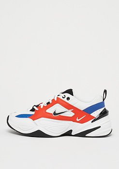 NIKE M2K TEKNO summit white/black/team orange