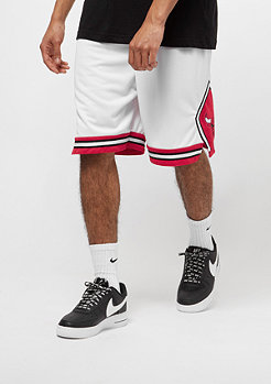 NIKE NBA Chicago Bulls white/university red/black