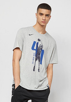 NIKE Basketball NBA Dallas Mavericks Dirk Nowitzki grey heather