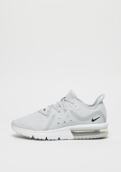 NIKE Running Air Max Sequent 3 (GS) pure platinum/black-white-wolf grey