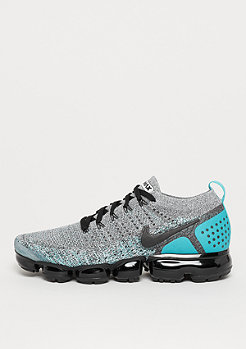 NIKE Running Air VaporMax Flyknit 2 white/black/dusty cactus/hyper jade