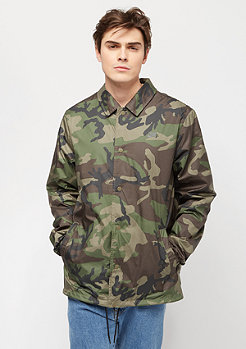 NIKE SB SB Jacket Coaches Icon medium olive/black