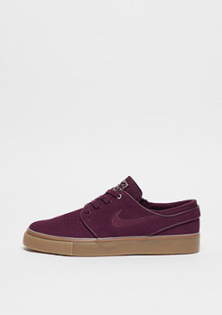 NIKE SB Wmns Air Zoom Stefan Janoski night maroon/night maroon-light bone