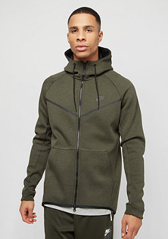 NIKE Tech Fleece sequoia/htr/black