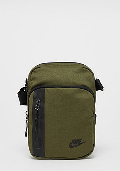 NIKE Tech Small Items olive cancas/black/black
