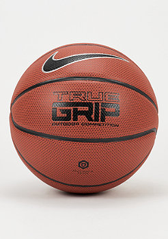NIKE Basketball True Grip Outdoor amber/black/platinum