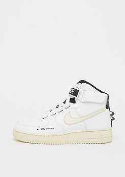 NIKE Wmns Air Force 1 high utility white/light cream-black-white