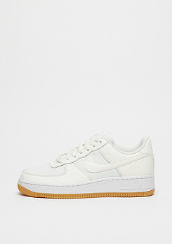 NIKE Wmns Air Force 1 sail/sail-white-gum light brown