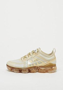 NIKE Wmns Air VaporMax 2019 cream/white-metallic/gold