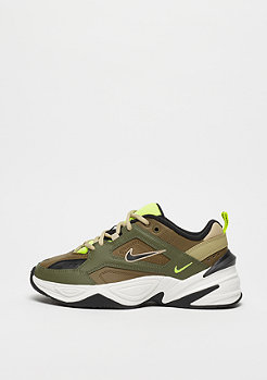 NIKE Wmns M2K Tekno medium olive/black-burnt orange