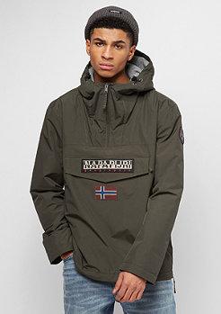 Winterjacke khaki madchen