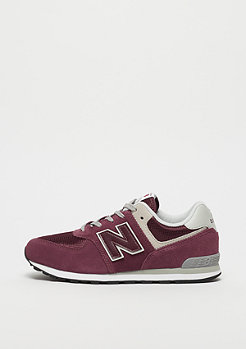 New Balance GC574GB burgundy