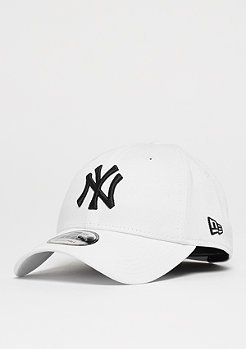 New Era Baseball-Cap 9Forty League Basic MLB New York Yankees white/black