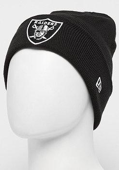 New Era Cuff Knit NFL Oakland Raiders Team Essential otc