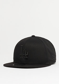 New Era 9Fifty MLB Los Angeles Dodgers black/black