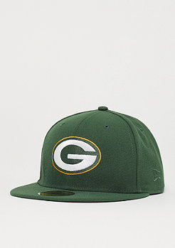 New Era 59Fifty NFL Green Bay Packers Classis green