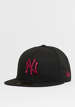 New Era 59Fifty MLB New York Yankees League black/cardinal