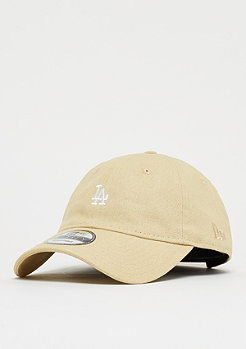 New Era 9Forty MLB Los Angeles Dodgers Canvas stone//white