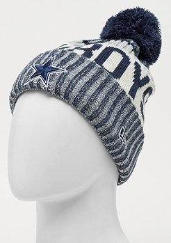 New Era Sideline Bobble Knit NFL Dallas Cowboys official