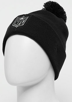 New Era Logo Shine Bobble NFL Generic Logo black