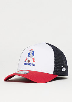 New Era A-Frame Trucker NFL New England Patriots o.white/official