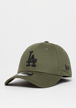 New Era 39Thirty MLB Los Angeles Dodgers League new olive/black