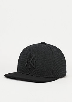 New Era Tonal Mesh MLB New York Yankees black