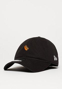 New Era Baseball-Cap 9Twenty Hot Dog black