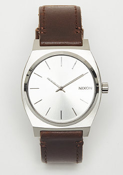 Nixon Time Teller Pack all silver/brown/tan