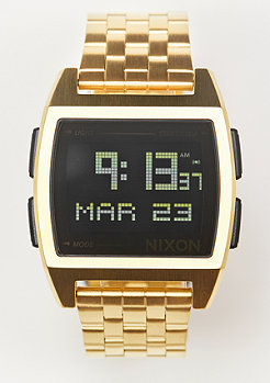 Nixon Uhr Base all gold