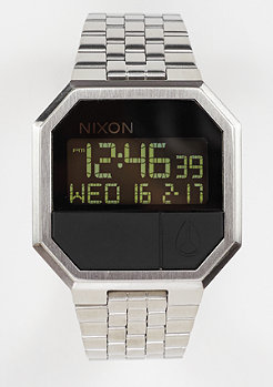 Nixon Uhr Re-Run black