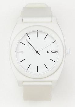 Uhr Time Teller P matte white