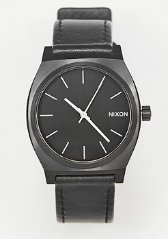 Nixon Time Teller all black/white
