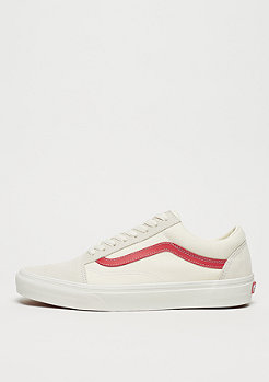 VANS UA Old Skool vintage white/rococco red