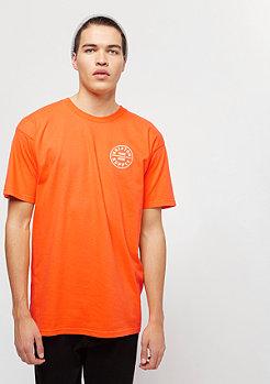 Brixton Oath orange