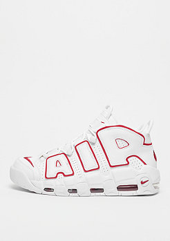 NIKE Air More Uptempo 96 white/university red/white