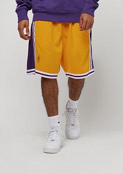 Mitchell & Ness NBA Swingman Los Angeles Lakers yellow